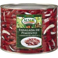 Ensalada Pimiento Piquillo Alsur Lata 1750gr - 5226