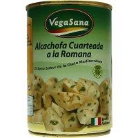 Alcachofa Romana Troceada Vegasana 1/2kg - 5238