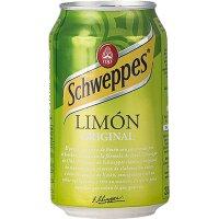 Schweppes Lata Limón Spirit 33cl - 533