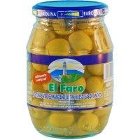 Aceitunas Faro Manzanilla Sin Hueso - 5559