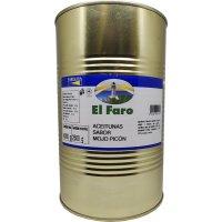Olives Mojo Picon Faro 4250ml - 5671