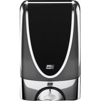 Dispensador Deb Premium Negre Front Cromat - 56781