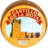 Formatge Mescla Semi Curat Castillo De La Mota - 5777