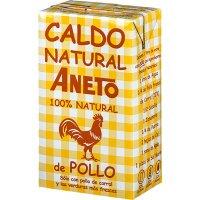 Caldo Aneto Pollastre Brik 1lt - 5783