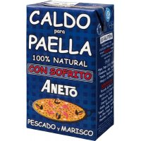 Caldo Aneto Paella Peix I Marisc Brik - 5811