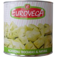 Alcachofas Trozos Lata 3kg - 5821