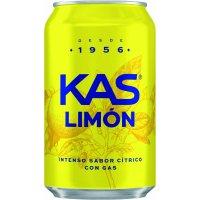 Kas Lata Limón 33cl - 591