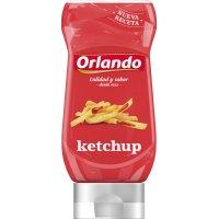 Ketchup Orlando Fusió Top Down 265gr - 6015