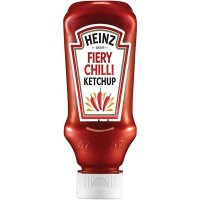 Ketxup Heinz Fiery Chilli 255gr Pet - 6024