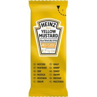 Mostaza Heinz Monodosis 10ml 200 Sobres - 6027