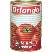 Tomate Triturado Orlando Lata 400gr - 6045