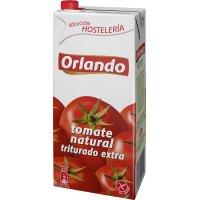 Tomate Triturado Orlando Brik 2,05kg - 6047