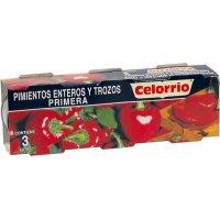 Pebrot Celorrio Pack-3 125gr - 6065
