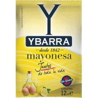 Mayonesa Ybarra Sobres 12ml Caja 250u - 6071