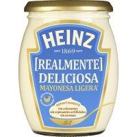 Mayonesa Heinz Light R.deliciosa Frasco 480ml - 6073