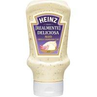 Mayonesa Heinz Cebolla Caramel Tdown 400ml - 6112