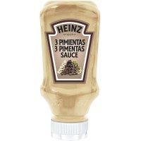 Salsa 3 Pebres Heinz 220ml Tdown - 6117