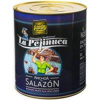 Anchoas Salazon Costera 10p La Pejinuca 10kg - 6134