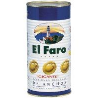 Olives Farcides Faro Gegantes 2kg - 6206