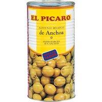 Aceitunas Rellenas El Pícaro 1/8 - 6209