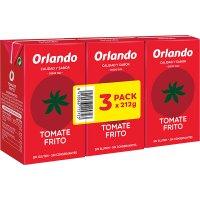 Tomate Frito Orlando Brik 210gr P-3 - 6234
