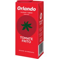 Tomate Frito Orlando Brik 350gr - 6235