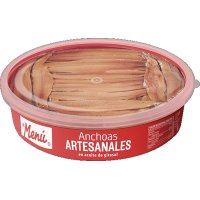 Anchoa Artes Medite Menu Tarrina 850gr 55-60p - 6248