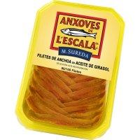 Anxoves De L'escala Ac.veg.tarrina 100fil - 6251
