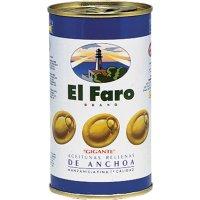 Olives Farcides Faro Gegantes 450gr - 6253