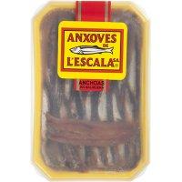 Anxoves De L'escala Salaó Fil.tarri.900 - 6257