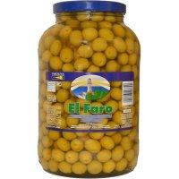 Olives Arbequines Faro 3850ml - 6265