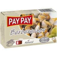 Escopinyes Pay-pay 35-45 120gr - 6297