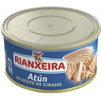 Tonyina En Oli Rianxeira 1kg - 6329