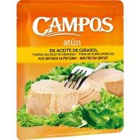 Atun En Aceite Bolsa 0.5kg Campos - 6335