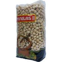 Garbanzos Blancos Lechosos 1kg Penelas - 6375