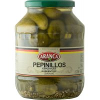 Pepinillos Especiales Aranca 1.700ml - 6379