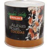 Alubias Rojas Cocidas Penelas 3kg Lata - 6389