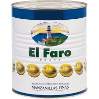 Aceitunas Faro Manzanilla S/an 160-200 - 6412