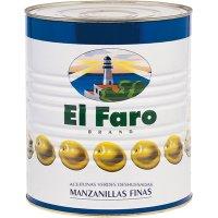 Aceitunas Faro Manzanilla S/an 160-200 5kg - 6412