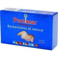 Berberechos Portomar 35/45 Piezas 115gr - 6417