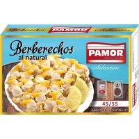 Berberechos Pamor 45/55 Piezas 115gr - 6419