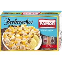 Berberechos Pamor 25/35 Piezas 120gr - 6422