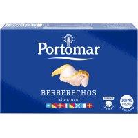 Escopinyes Portomar 30/40 Piezas - 6429