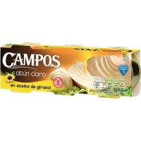 Atún Claro Camos Ro-80 Pack-3 - 6443