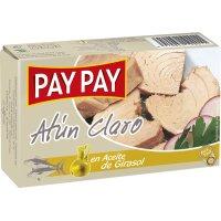 Atún Claro En Aceite Girasol Pay Pay Ol-120 - 6449