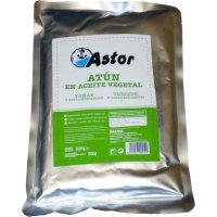 Atun En Aceite Vegetal Astor Bolsa 1kg - 6486