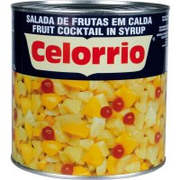 Cocktail De Frutas Celorrio Lata 3kg - 6510