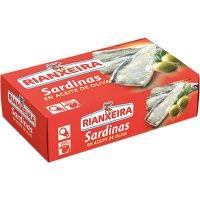 Sardina Rianxeira Aceite - 6544