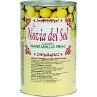 Aceitunas Manzanilla Novia Del Sol - 6561