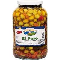 Aceitunas Faro Gazpacha Tarro - 6566